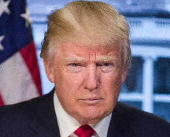 Also ich mag Trump