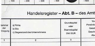 Umzug einer GmbH